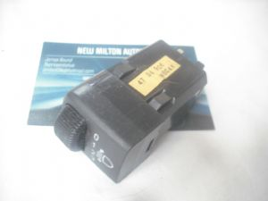SAAB 900 9-3 GM HEADLIGHT HEADLAMP HEIGHT LEVEL ADJUSTMENT SWITCH  4736906  47 36 906